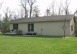 Vacation rental homes in Indian River Michigan