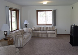 Vacation rental home in Indian River Michigan
