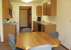 Vacation rental house in Indian River Michigan