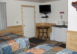 Motel rooms in Indian River Michigan